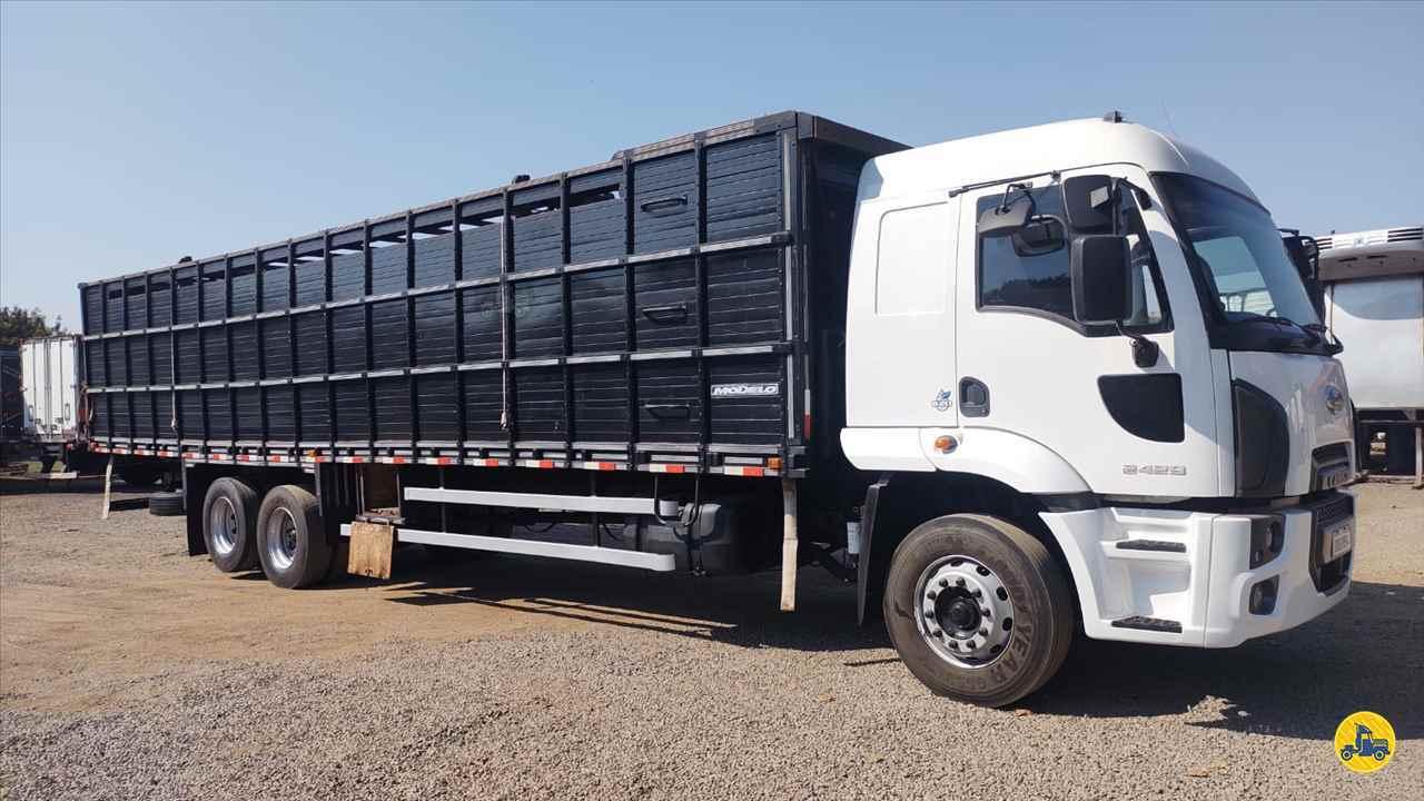 CAMINHAO FORD CARGO 2429 Boiadeiro Truck 6x2 Maracavel Londrina Caminhões LONDRINA PARANÁ PR