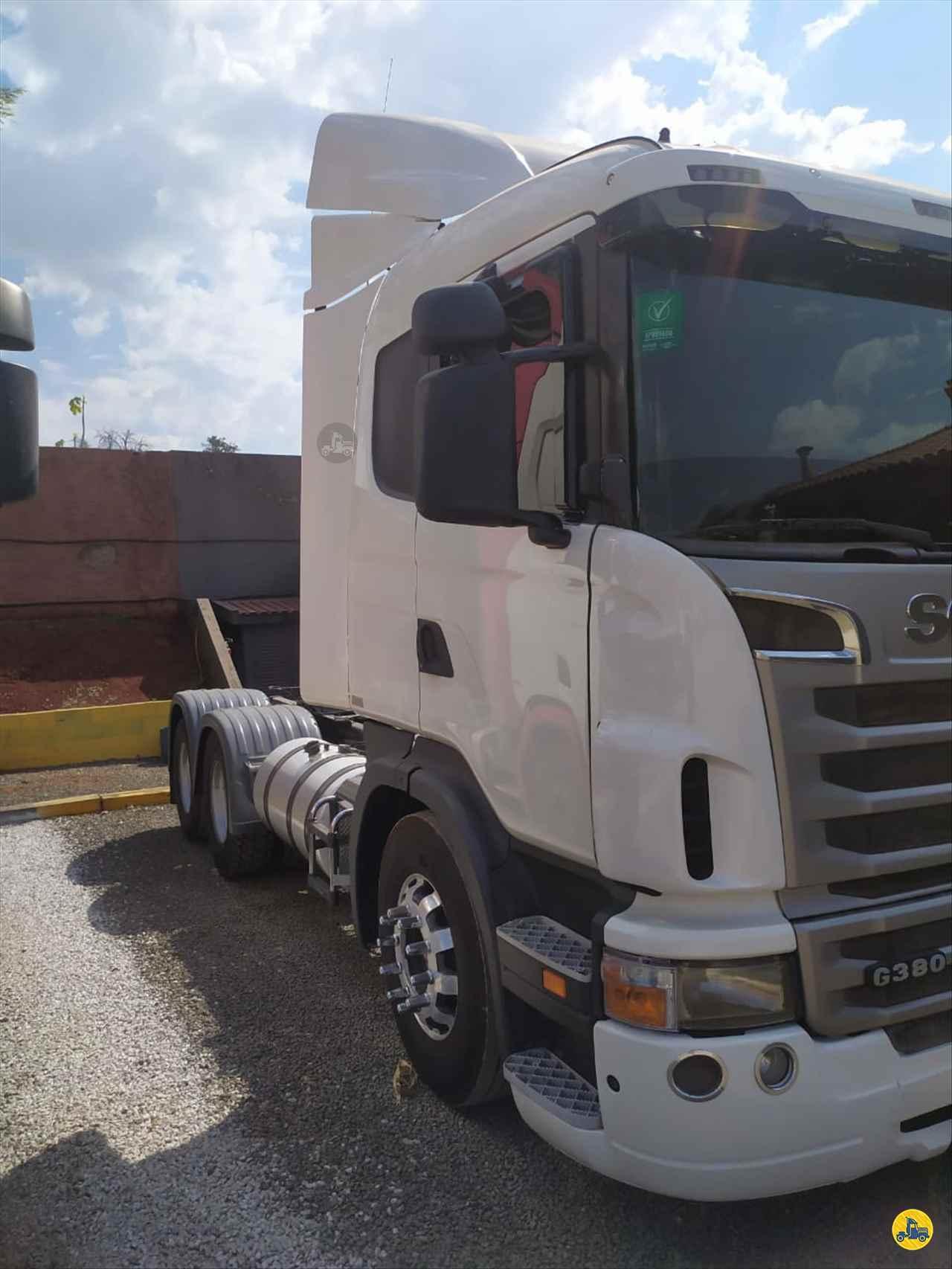 CAMINHAO SCANIA SCANIA 380 Cavalo Mecânico Truck 6x2 Maracavel Londrina Caminhões LONDRINA PARANÁ PR