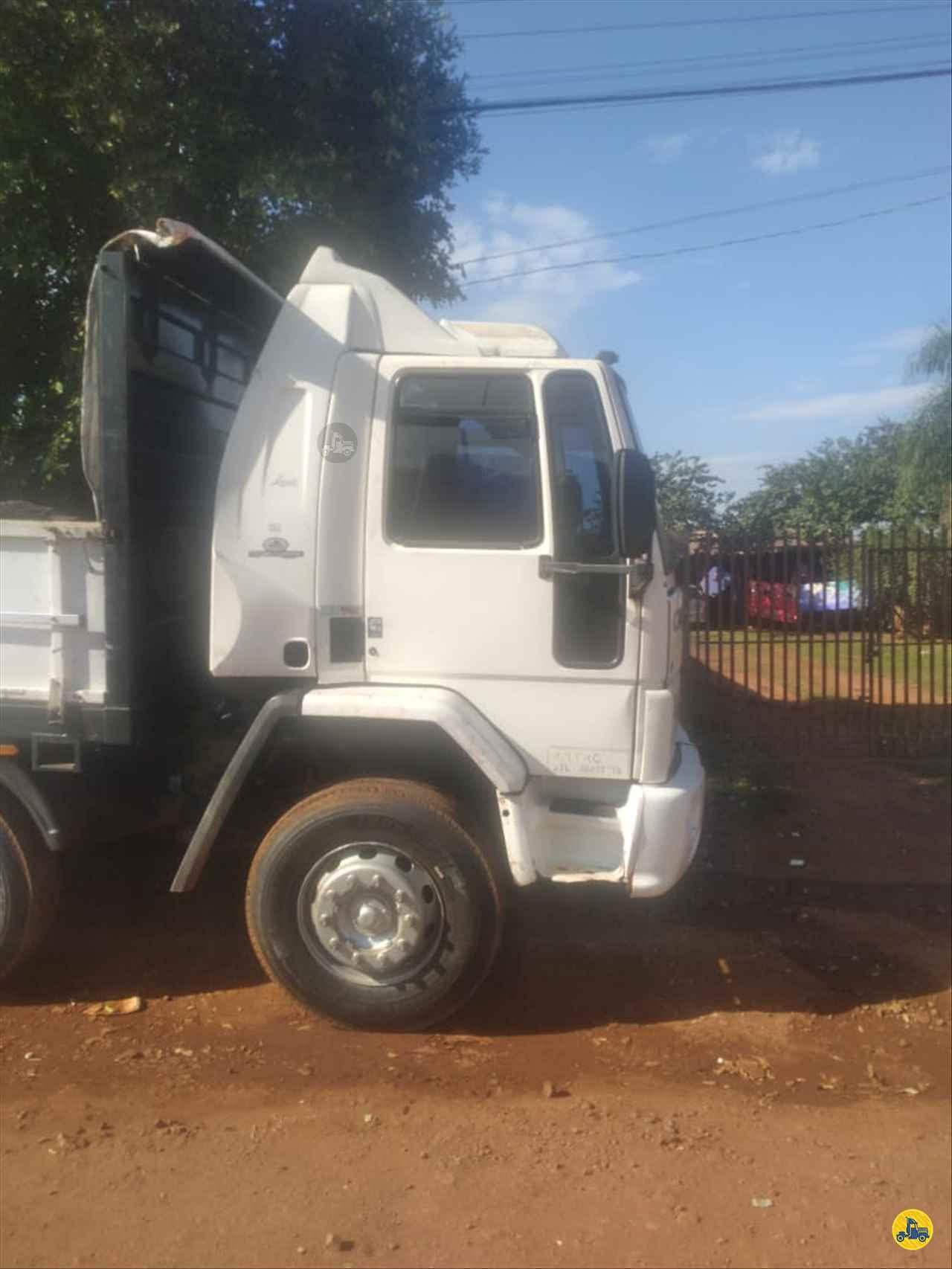 CAMINHAO FORD CARGO 2428 Chassis BiTruck 8x2 Maracavel Londrina Caminhões LONDRINA PARANÁ PR