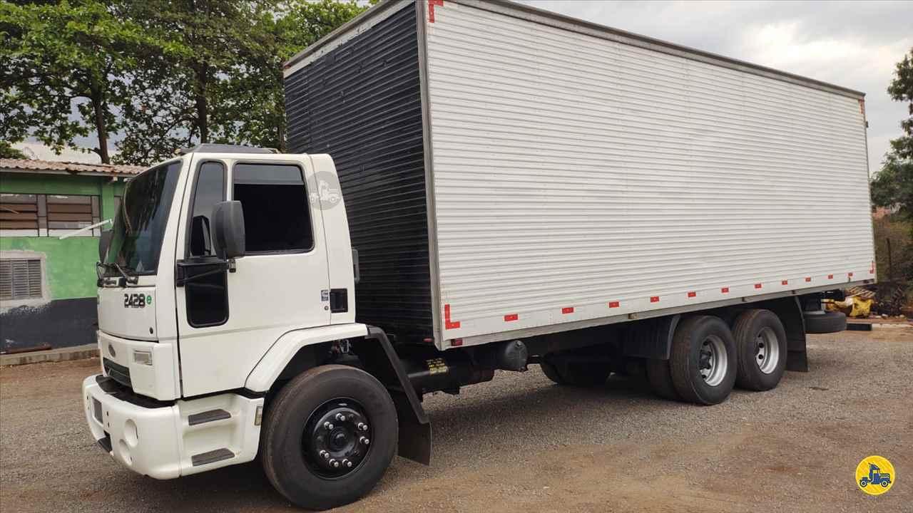 CAMINHAO FORD CARGO 2428 Baú Furgão Truck 6x2 Maracavel Londrina Caminhões LONDRINA PARANÁ PR
