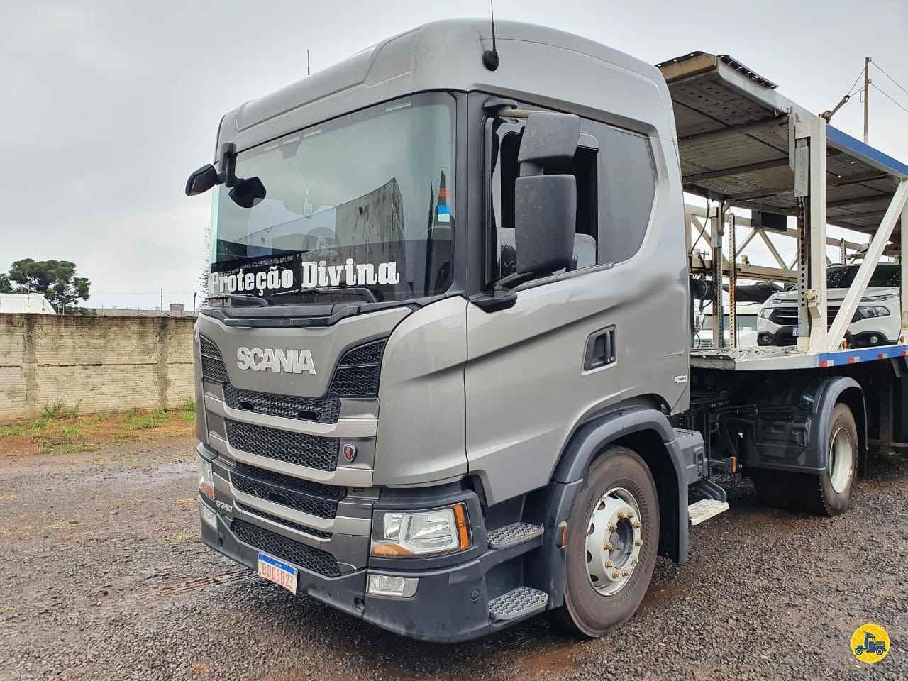 CAMINHAO SCANIA SCANIA 360 Cavalo Mecânico Truck 6x2 Maracavel Londrina Caminhões LONDRINA PARANÁ PR