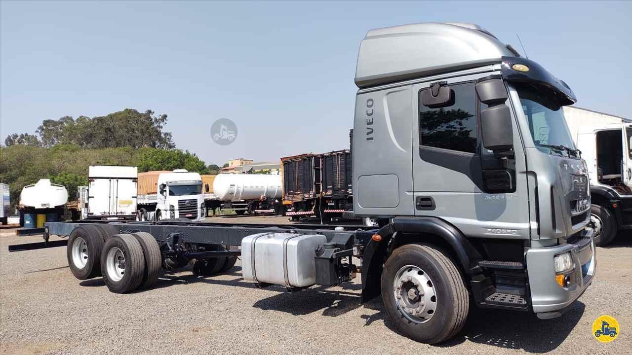 CAMINHAO IVECO TECTOR 240E30 Chassis Truck 6x2 Maracavel Londrina Caminhões LONDRINA PARANÁ PR
