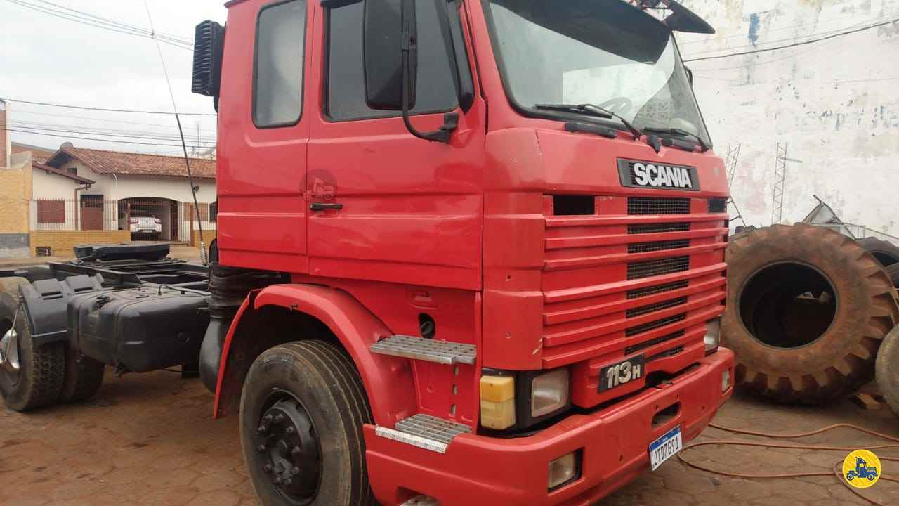 CAMINHAO SCANIA SCANIA 113 310 Cavalo Mecânico Truck 6x2 Maracavel Londrina Caminhões LONDRINA PARANÁ PR