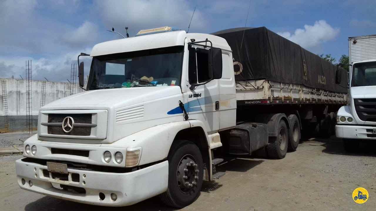 CAMINHAO MERCEDES-BENZ MB 1634 Cavalo Mecânico Truck 6x2 Maracavel Londrina Caminhões LONDRINA PARANÁ PR