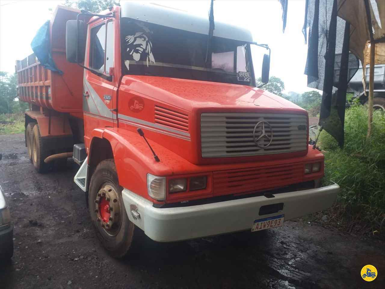CAMINHAO MERCEDES-BENZ MB 2325 Caçamba Basculante Traçado 6x4 Maracavel Londrina Caminhões LONDRINA PARANÁ PR