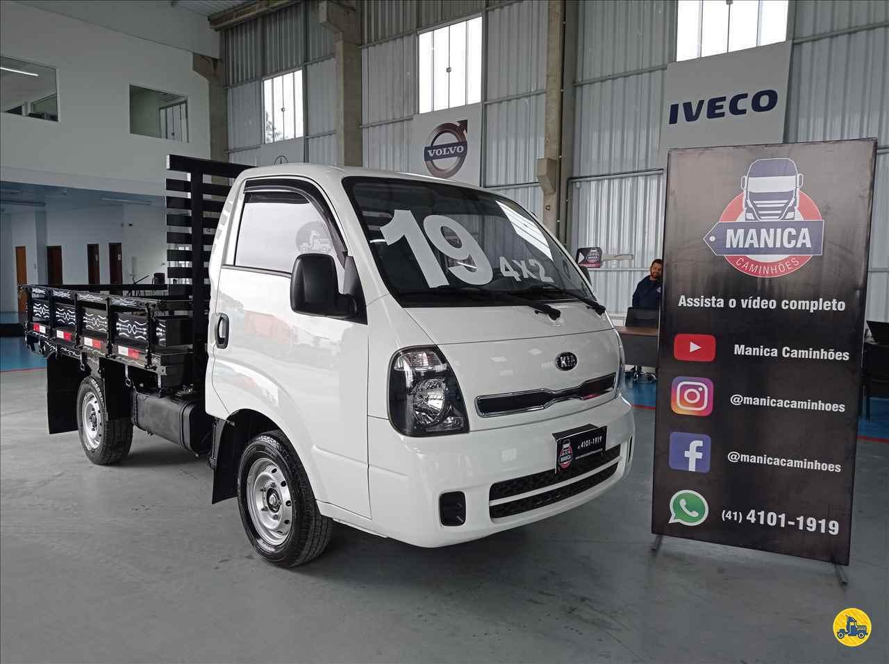 Bongo K-2500 de Manica Caminhões - CURITIBA/PR