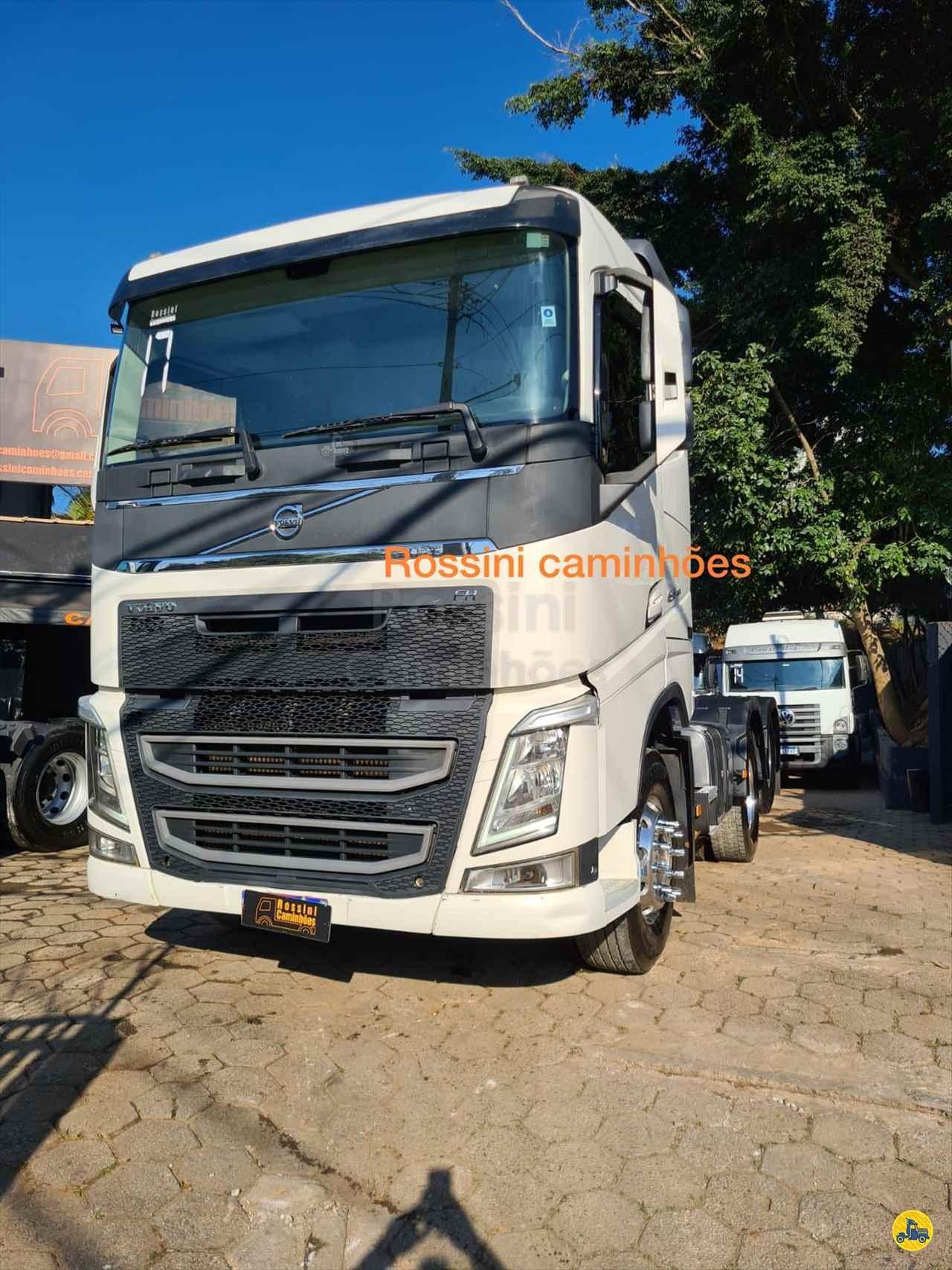 CAMINHAO VOLVO VOLVO FH 460 Cavalo Mecânico Truck 6x2 Rossini Caminhões SAO BERNARDO DO CAMPO SÃO PAULO SP