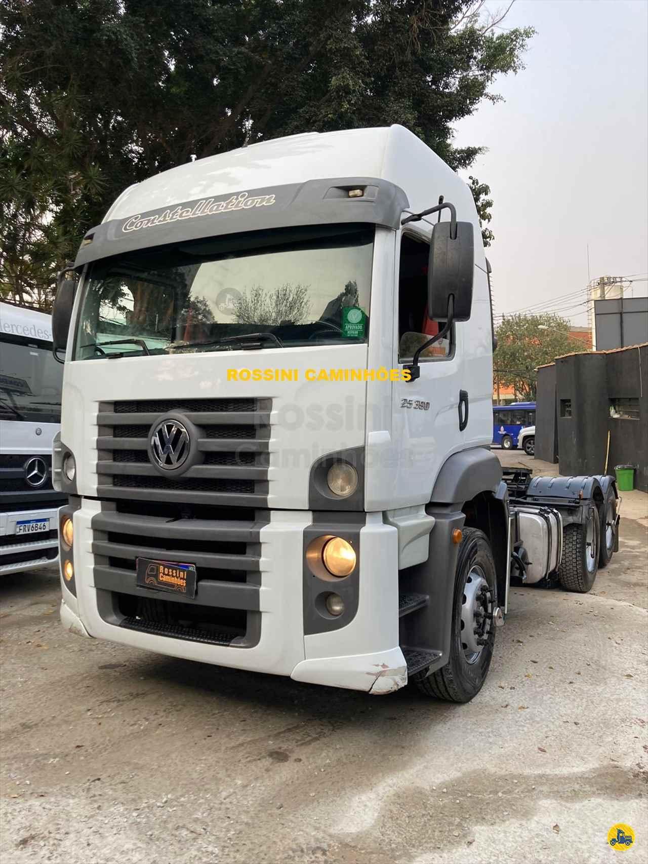 CAMINHAO VOLKSWAGEN VW 25390 Cavalo Mecânico Truck 6x2 Rossini Caminhões SAO BERNARDO DO CAMPO SÃO PAULO SP