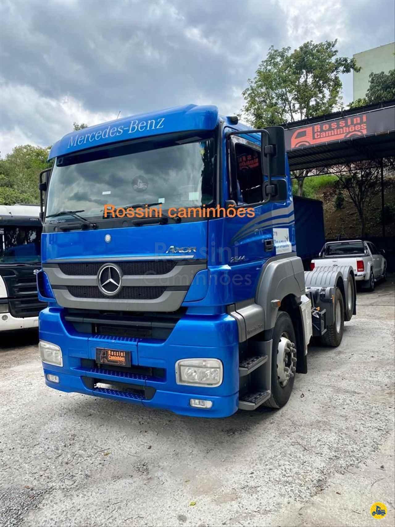 CAMINHAO MERCEDES-BENZ MB 2544 Cavalo Mecânico Truck 6x2 Rossini Caminhões SAO BERNARDO DO CAMPO SÃO PAULO SP