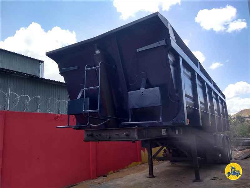 SEMI-REBOQUE BASCULANTE  2010/2010 Forte Caminhões MG