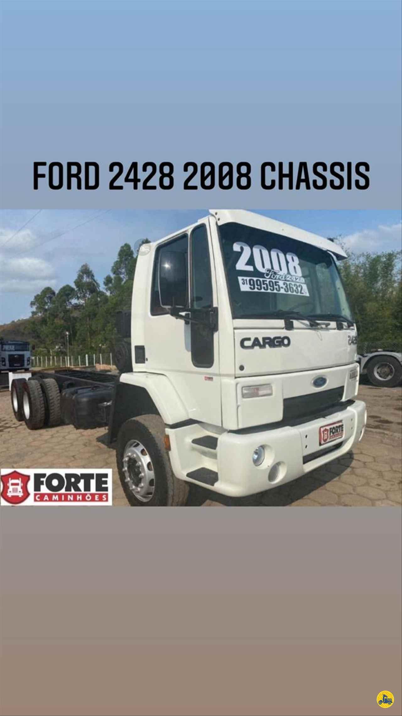 CARGO 2428 de Forte Caminhões MG - JOAO MONLEVADE/MG