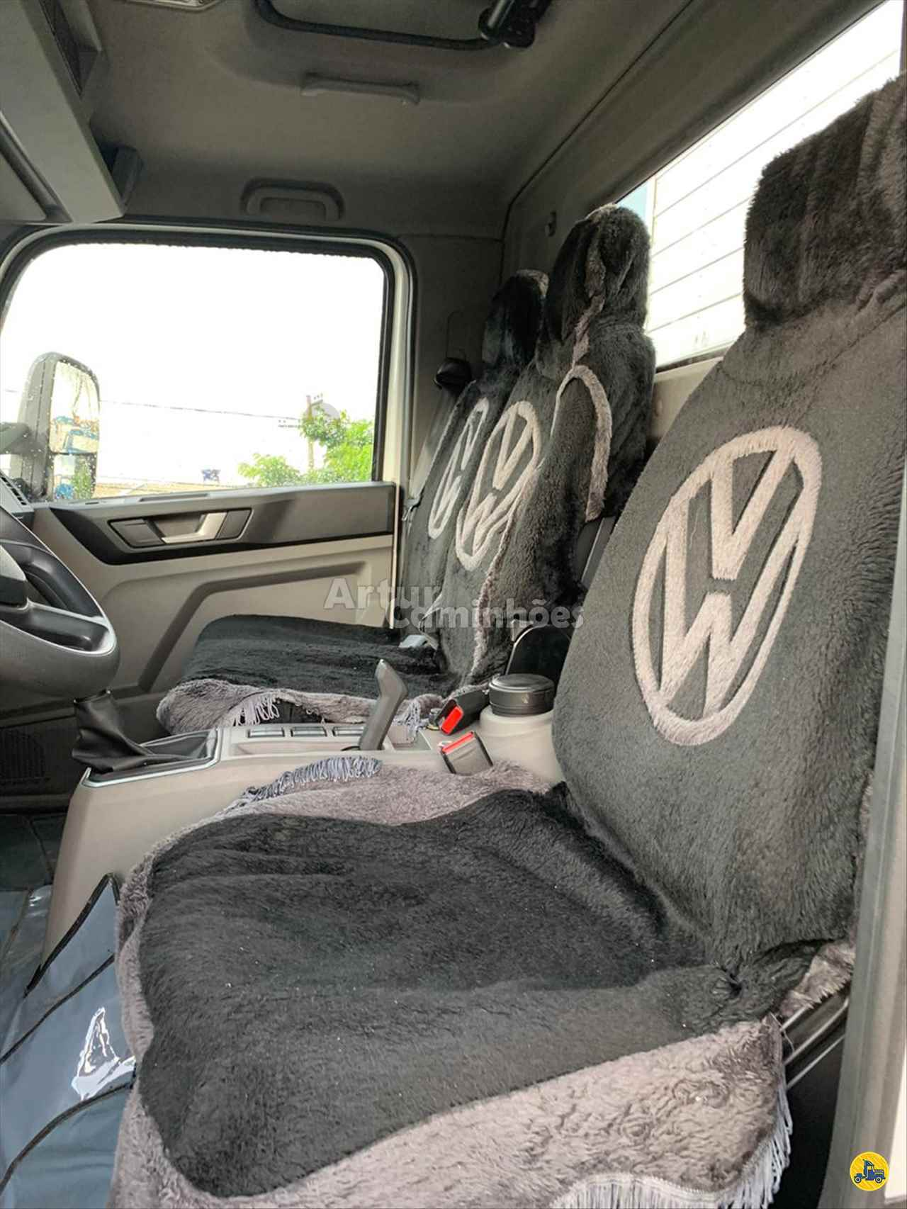 VOLKSWAGEN VW 11180 7100km 2018/2019 Artur Caminhões