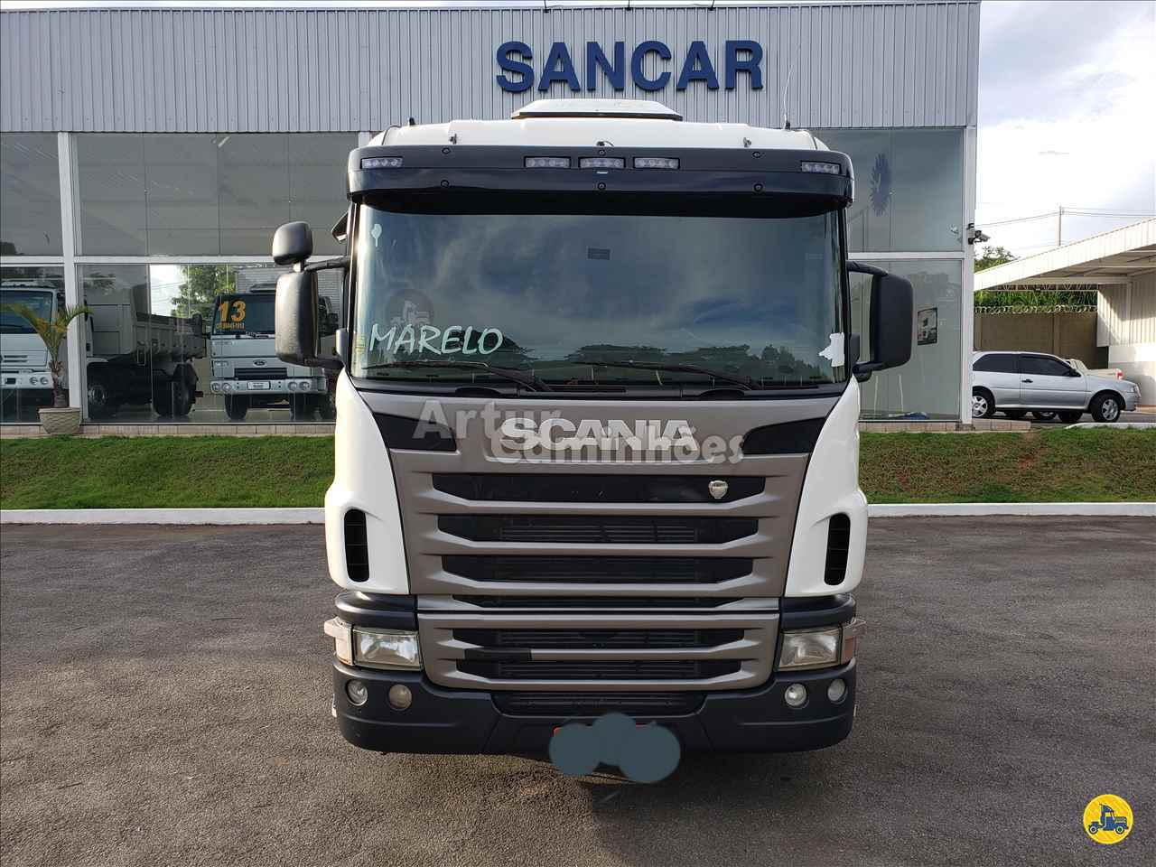 SCANIA SCANIA 470 897000km 2011/2011 Artur Caminhões