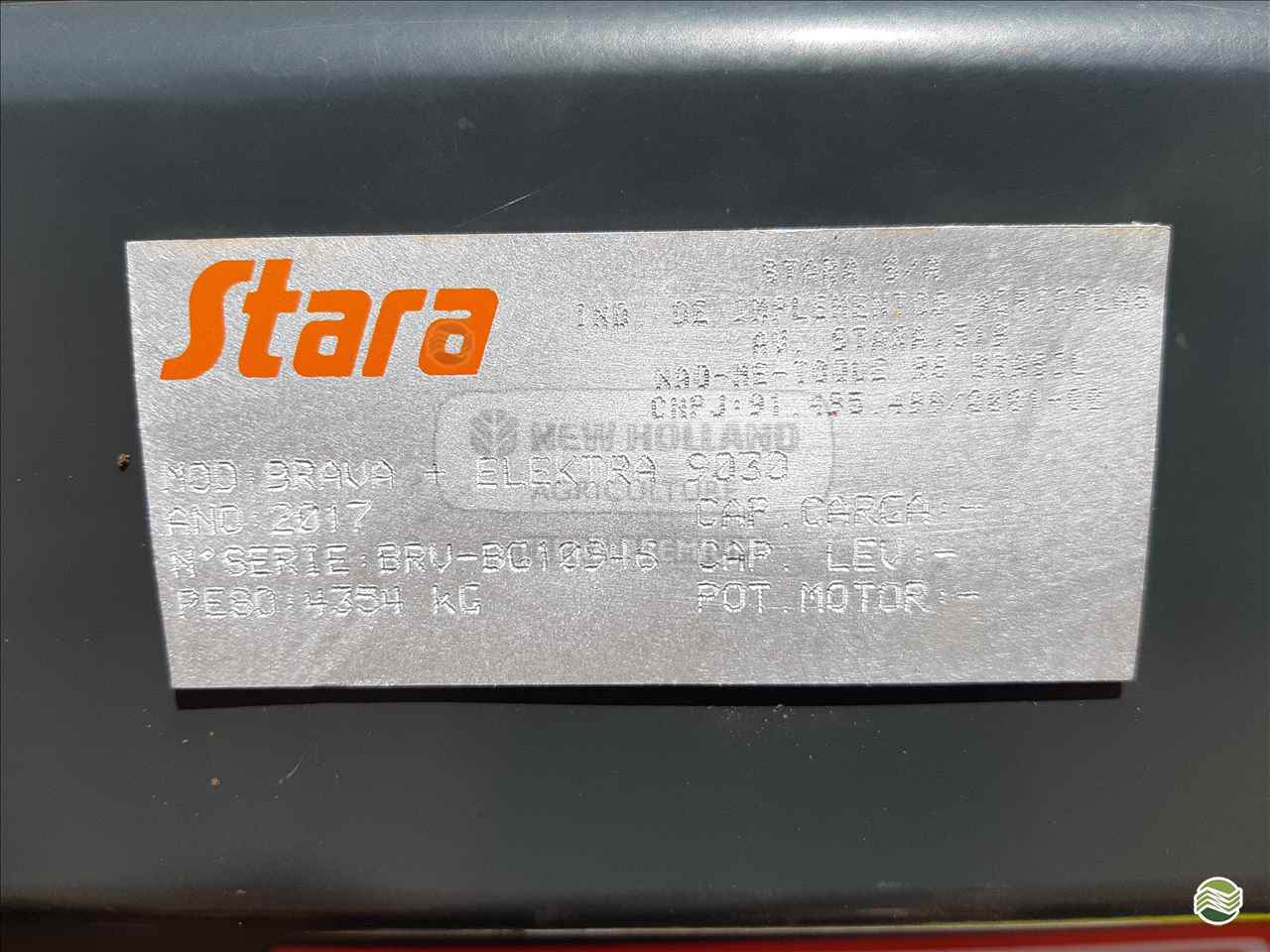 STARA BRAVA 9030  2017/2017 Terra Premium - New Holland