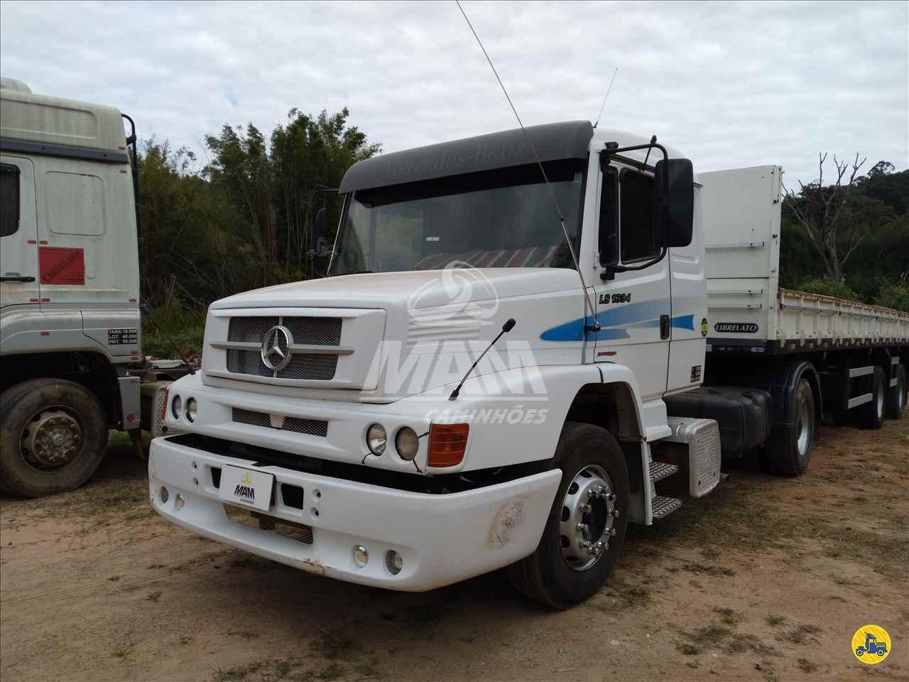 CAMINHAO MERCEDES-BENZ MB 1634 Cavalo Mecânico Toco 4x2 MAM Caminhões JUNDIAI SÃO PAULO SP