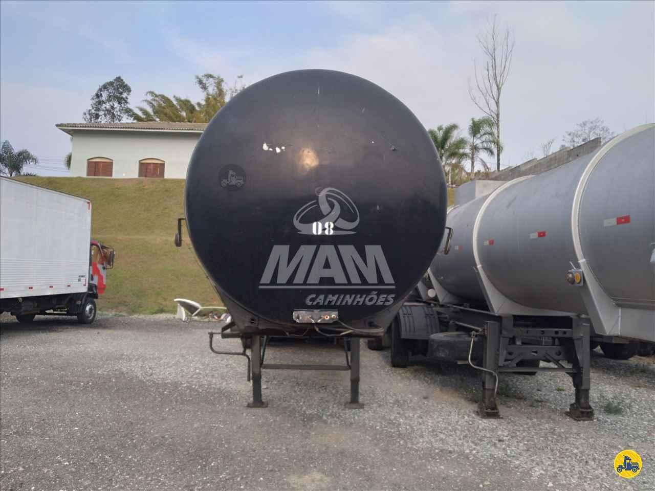 CARRETA SEMI-REBOQUE TANQUE INOX MAM Caminhões JUNDIAI SÃO PAULO SP