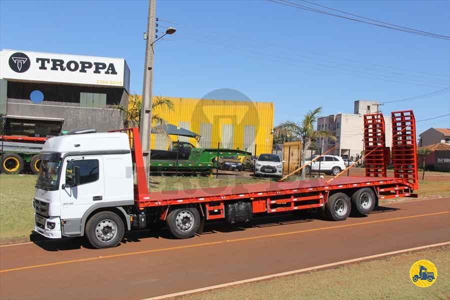 BITRUCK PLATAFORMA GUINCHO 0km 2020 Troppa Carretas