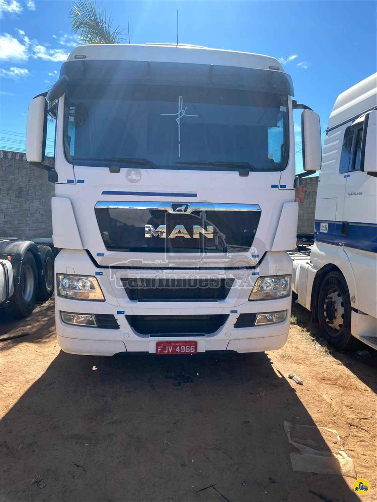 CAMINHAO MAN TGX 28 440 Cavalo Mecânico Truck 6x2 Caminhões SA VOTORANTIM SÃO PAULO SP