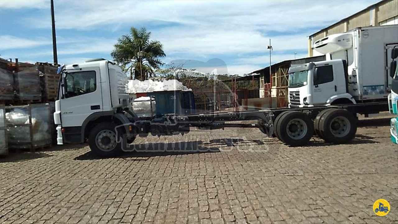 MB 2430 de Caminhões SA - VOTORANTIM/SP