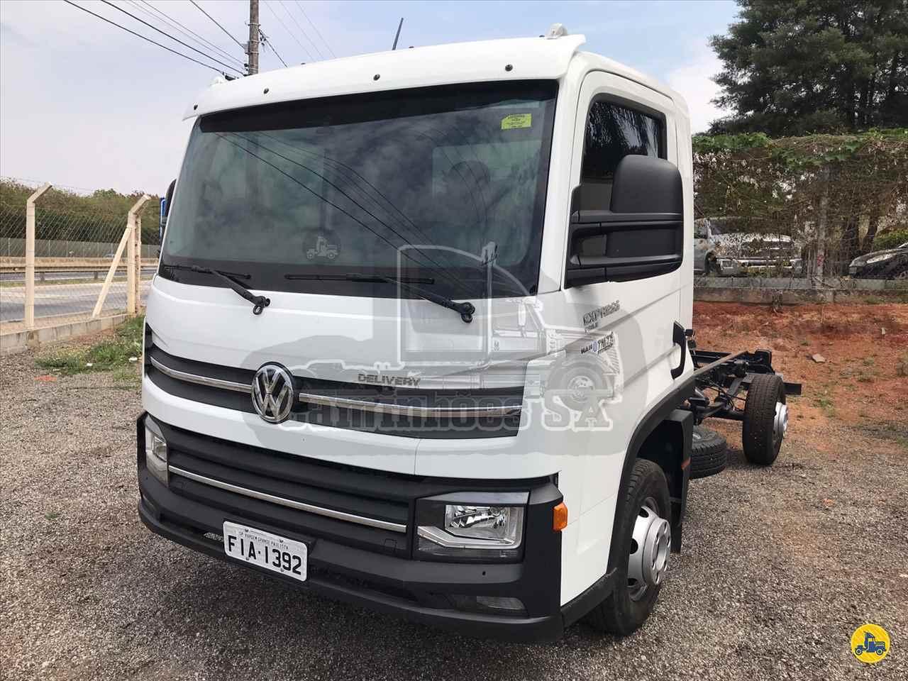 CAMINHAO VOLKSWAGEN DELIVERY EXPRESS Chassis 3/4 4x2 Caminhões SA VOTORANTIM SÃO PAULO SP