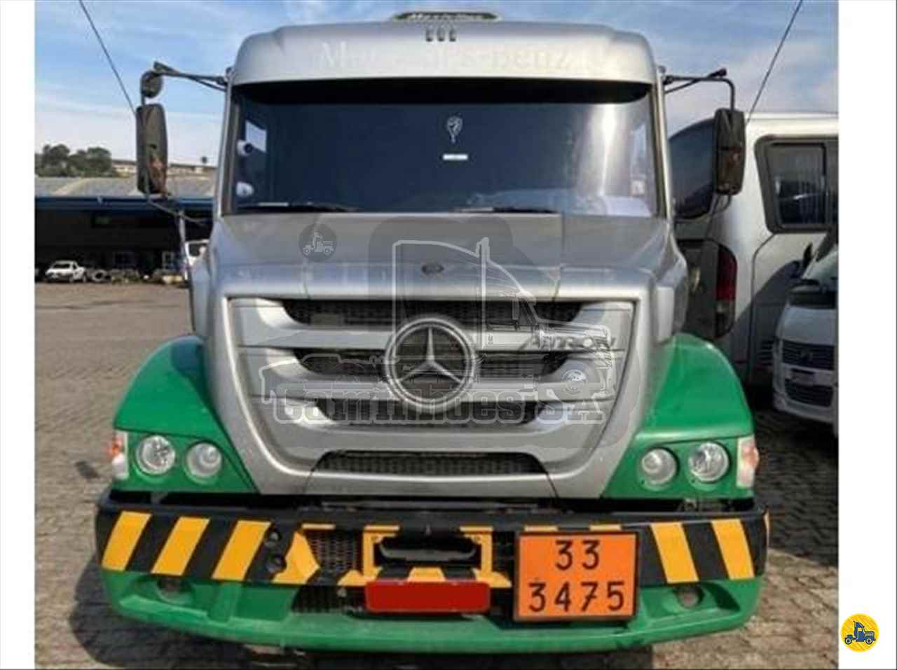 MB 1635 de Caminhões SA - VOTORANTIM/SP