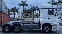 MERCEDES-BENZ MB 2544 673000km 2014/2014 Porto Caminhões