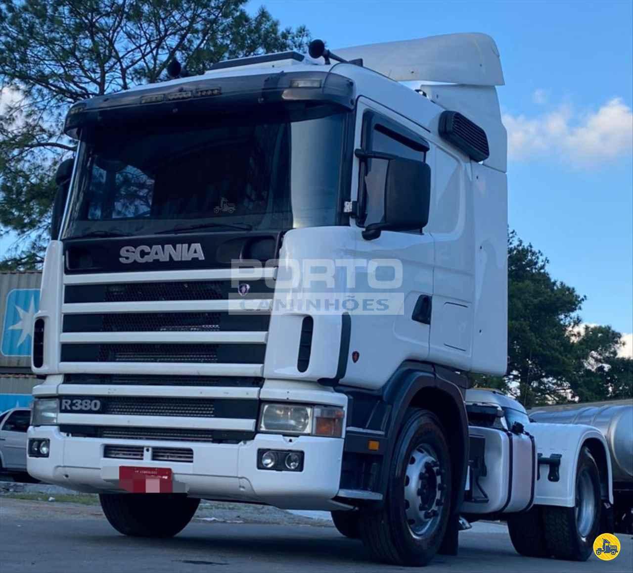 CAMINHAO SCANIA SCANIA 114 380 Cavalo Mecânico Toco 4x2 Porto Caminhões GUARULHOS SÃO PAULO SP