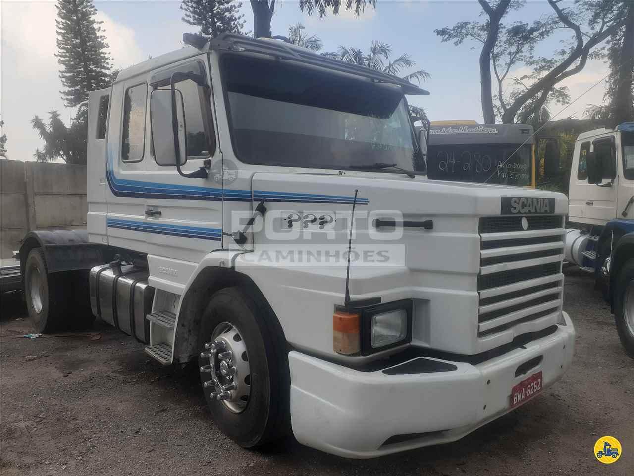 CAMINHAO SCANIA SCANIA 112 360 Cavalo Mecânico Toco 4x2 Porto Caminhões GUARULHOS SÃO PAULO SP