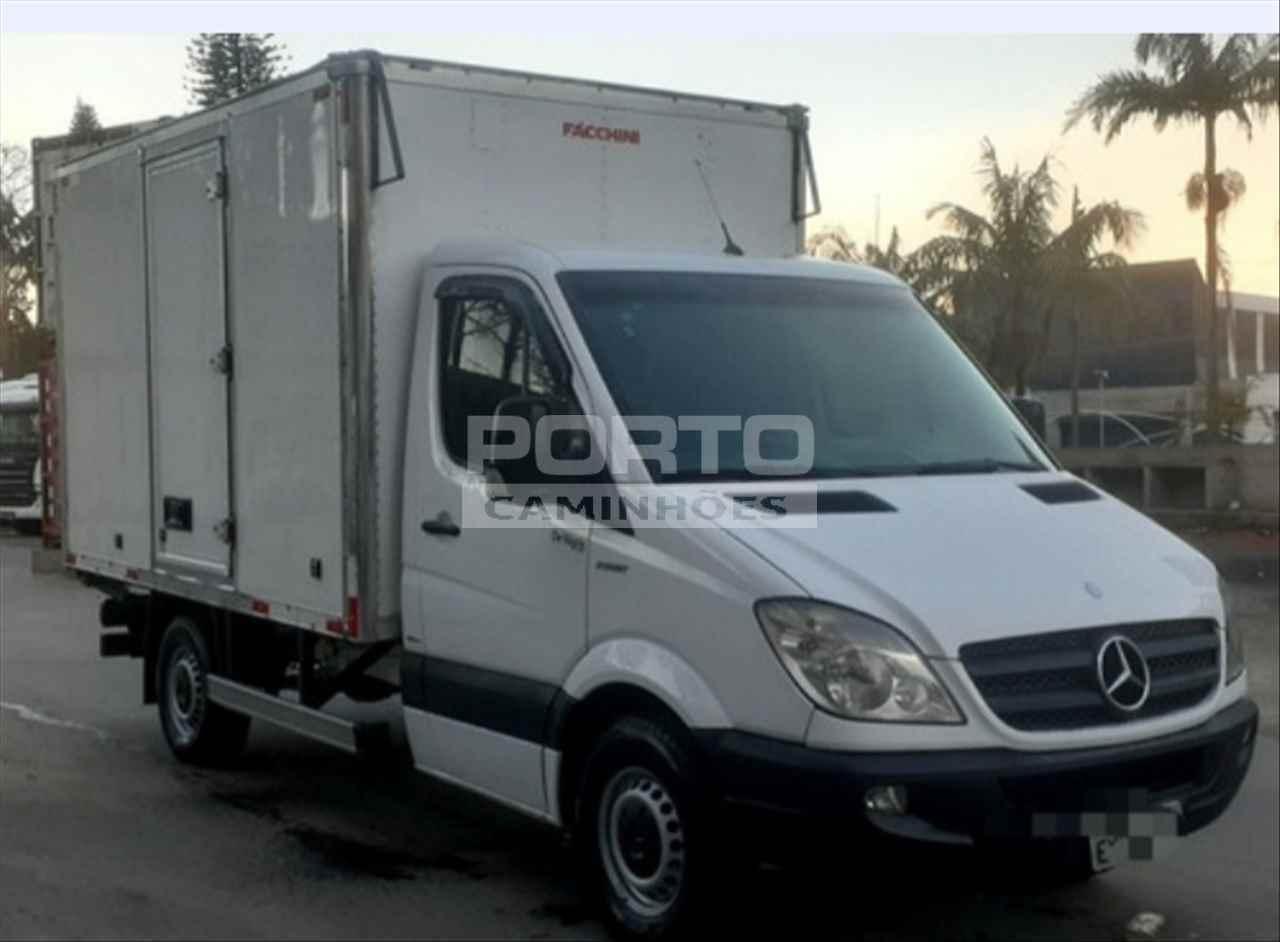UTILITARIOS MERCEDES-BENZ Sprinter Furgão 311 Porto Caminhões GUARULHOS SÃO PAULO SP