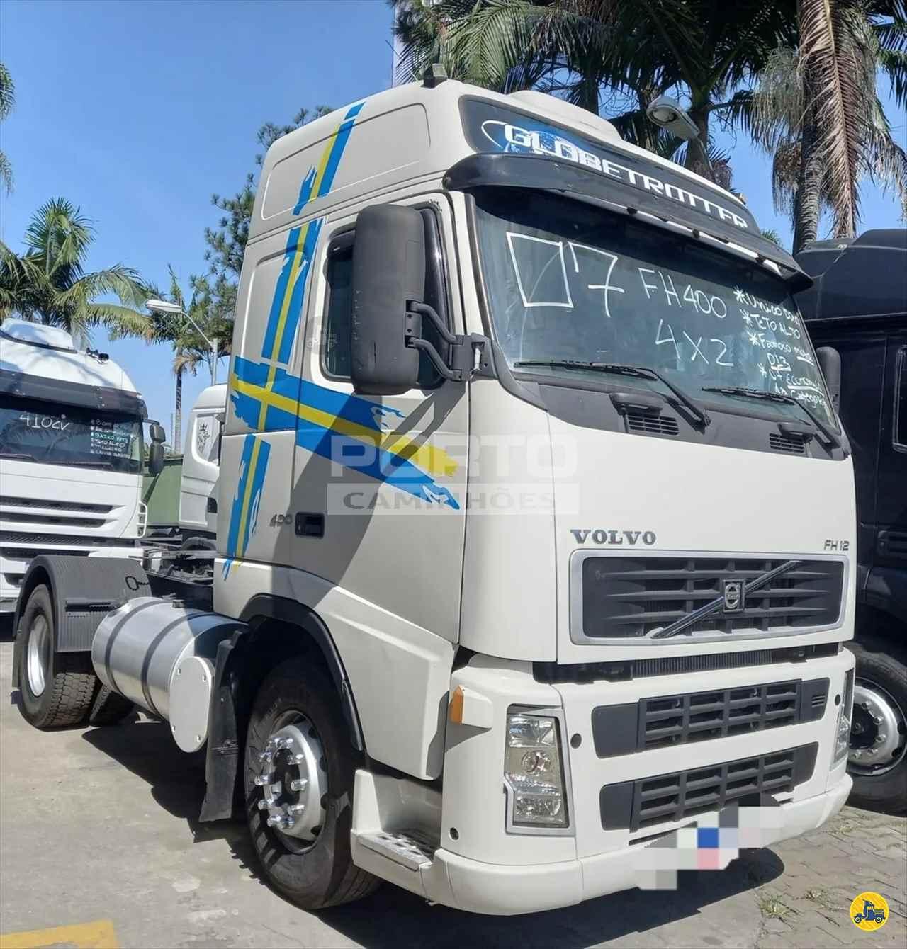 CAMINHAO VOLVO VOLVO FH 400 Cavalo Mecânico Toco 4x2 Porto Caminhões GUARULHOS SÃO PAULO SP