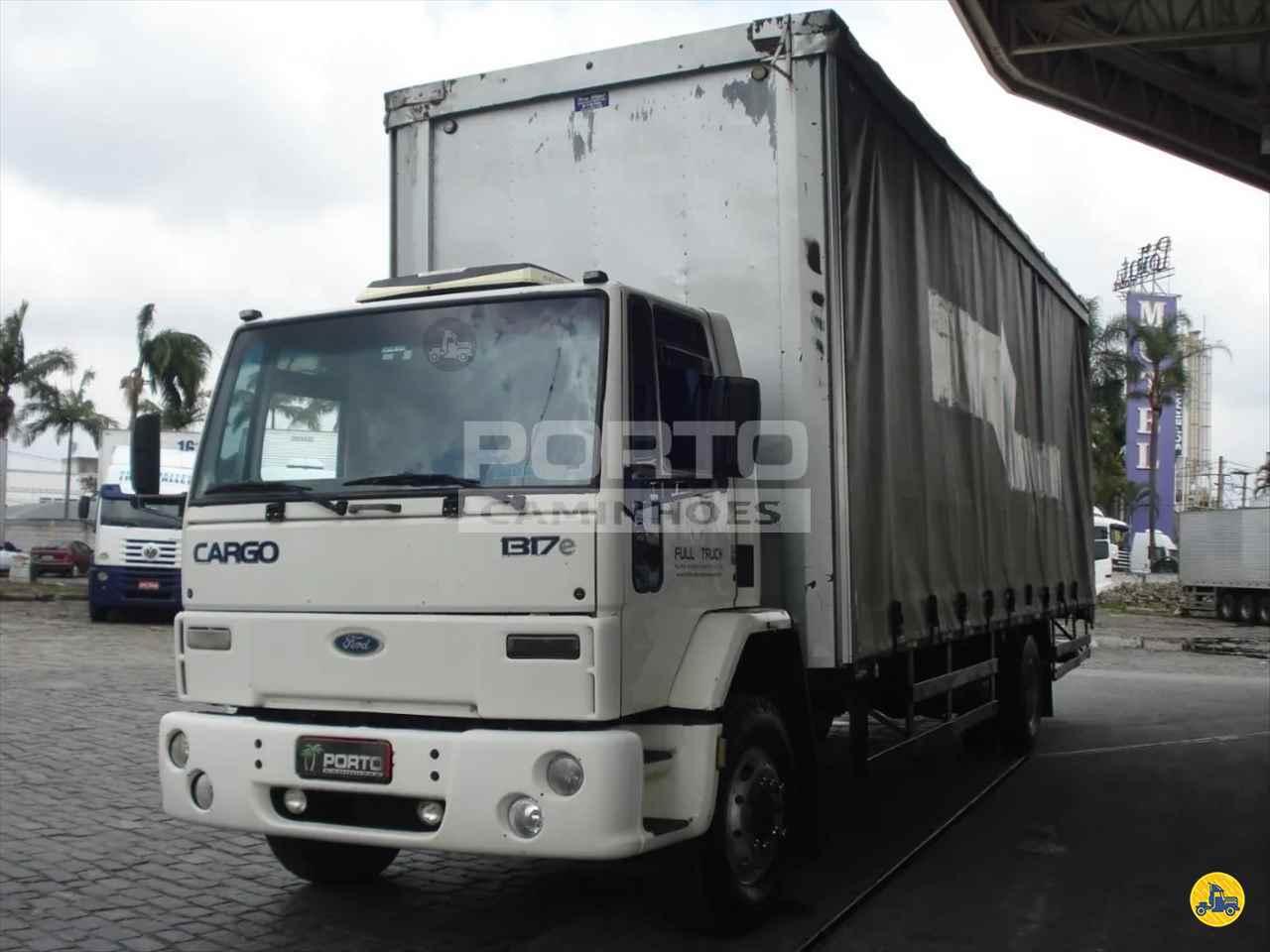 CAMINHAO FORD CARGO 1317 Cavalo Mecânico Toco 4x2 Porto Caminhões GUARULHOS SÃO PAULO SP