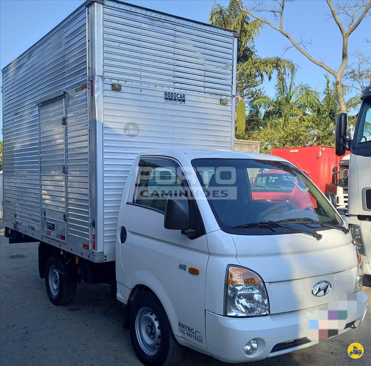 CAMINHAO HYUNDAI HR Cavalo Mecânico Toco 4x2 Porto Caminhões GUARULHOS SÃO PAULO SP