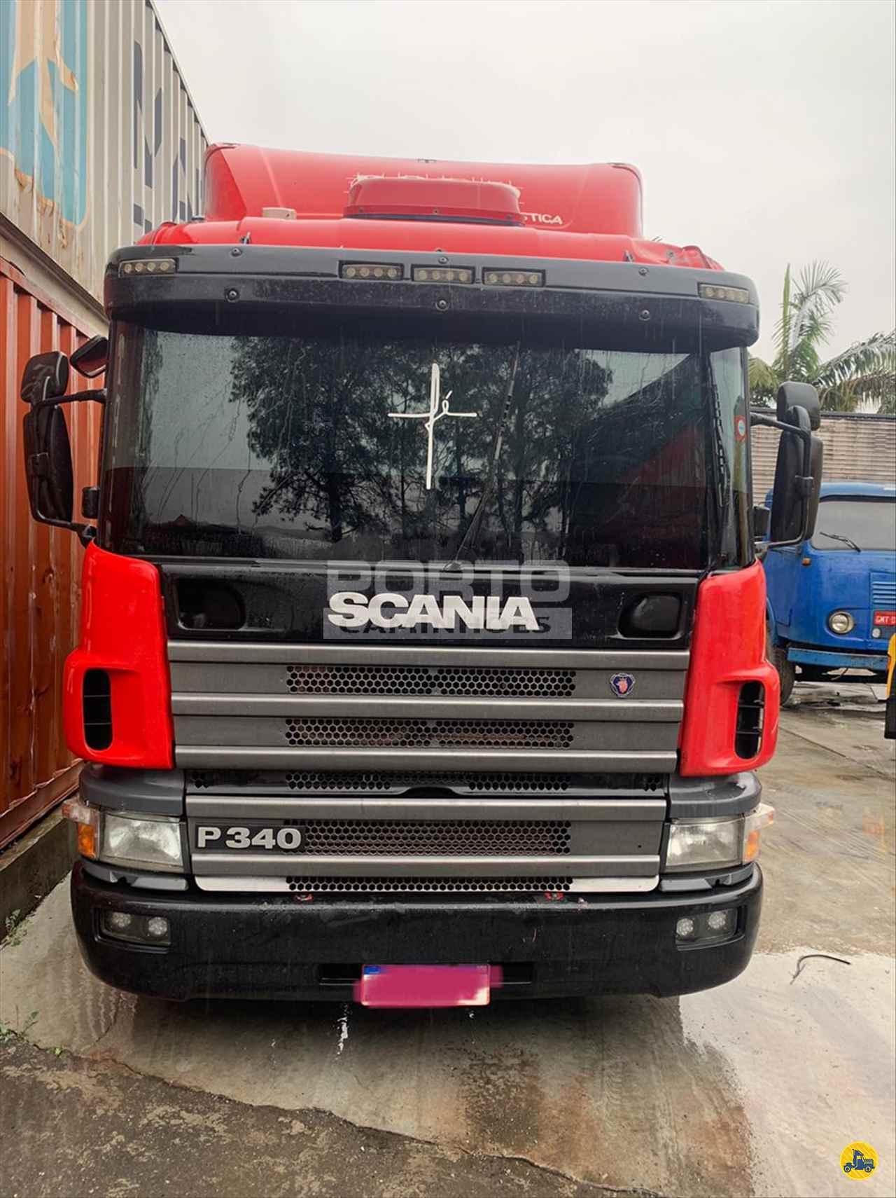 CAMINHAO SCANIA SCANIA P340 Cavalo Mecânico Toco 4x2 Porto Caminhões GUARULHOS SÃO PAULO SP