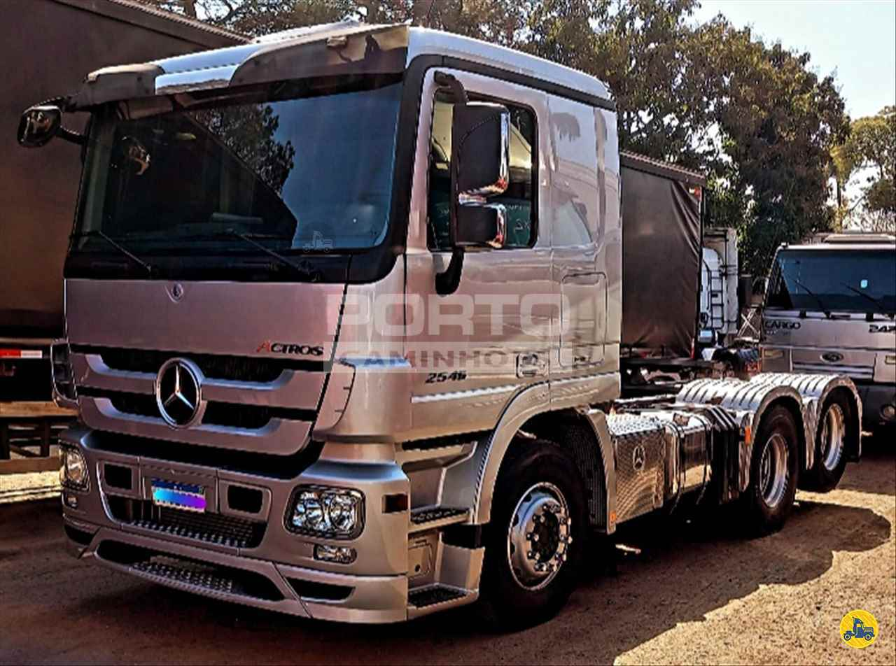 CAMINHAO MERCEDES-BENZ MB 2546 Cavalo Mecânico Truck 6x2 Porto Caminhões GUARULHOS SÃO PAULO SP