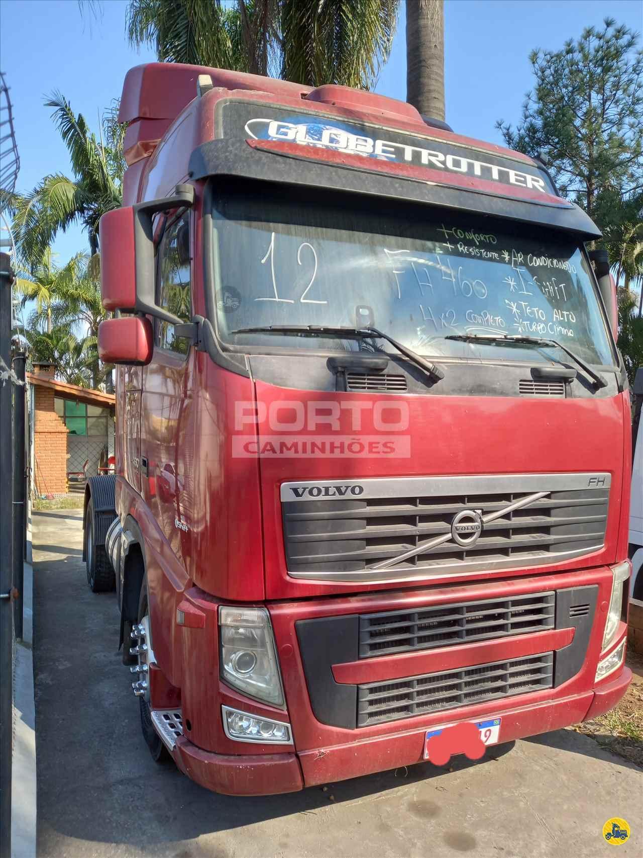 VOLVO FH 460 de Porto Caminhões - GUARULHOS/SP