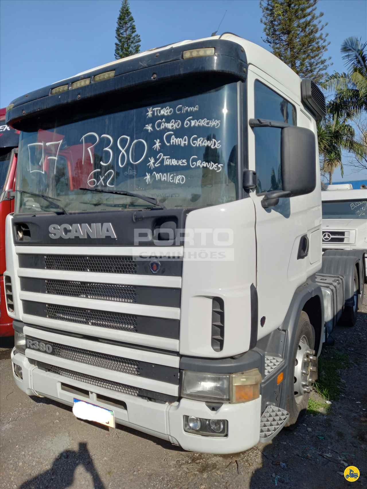SCANIA 114 380 de Porto Caminhões - GUARULHOS/SP