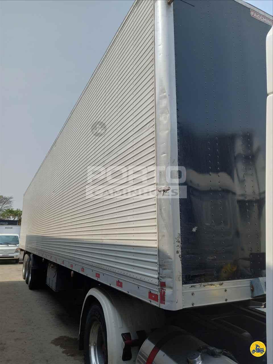 BAU FURGÃO de Porto Caminhões - GUARULHOS/SP
