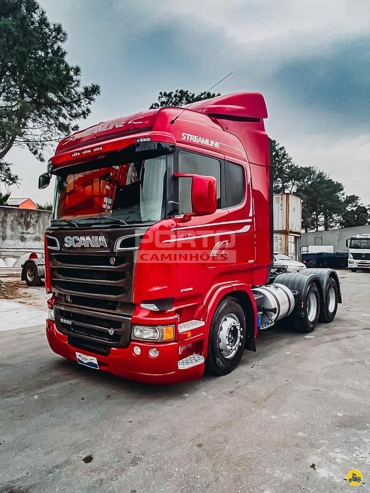 SCANIA 560 de Porto Caminhões - GUARULHOS/SP