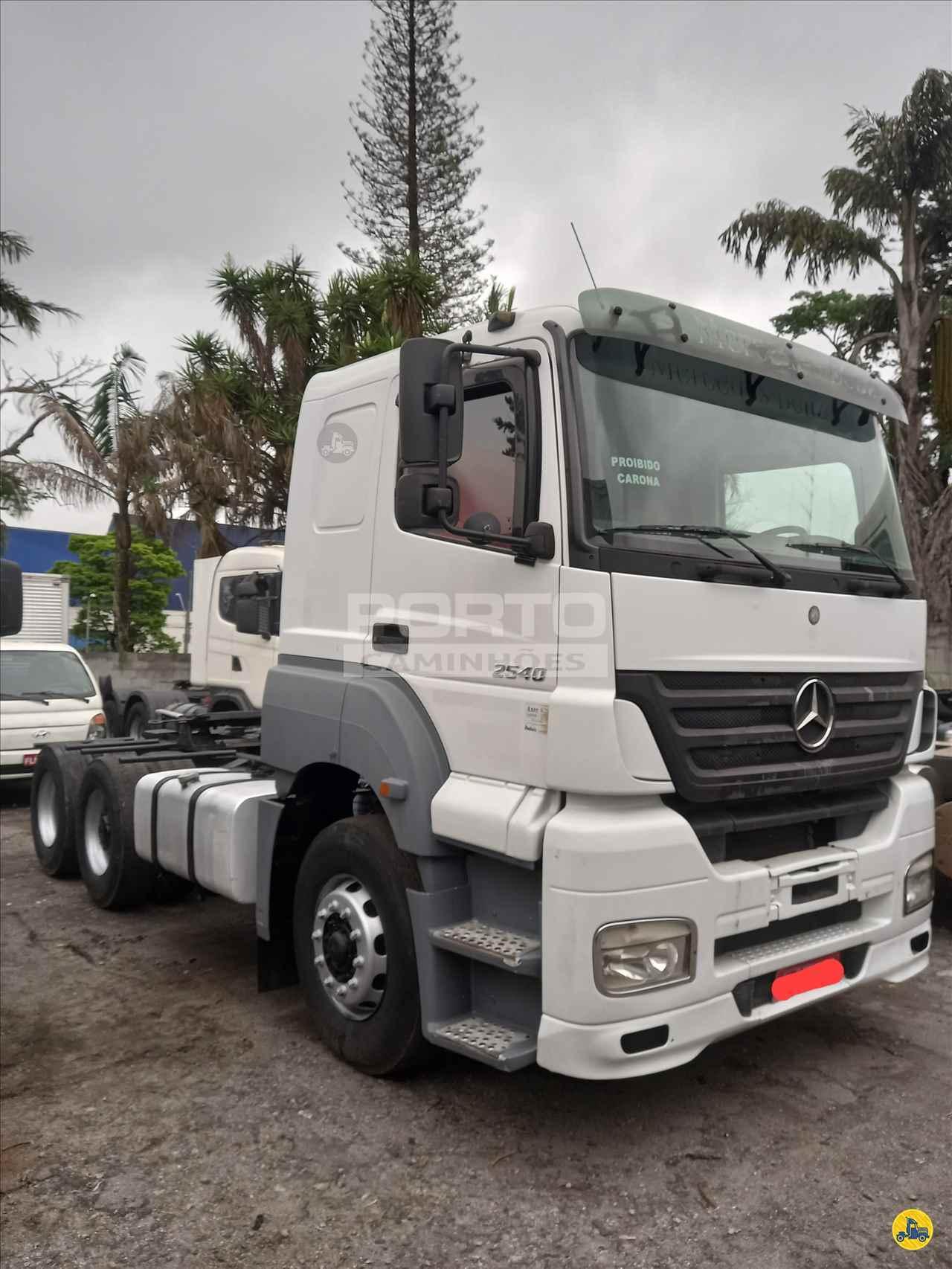 MB 2540 de Porto Caminhões - GUARULHOS/SP