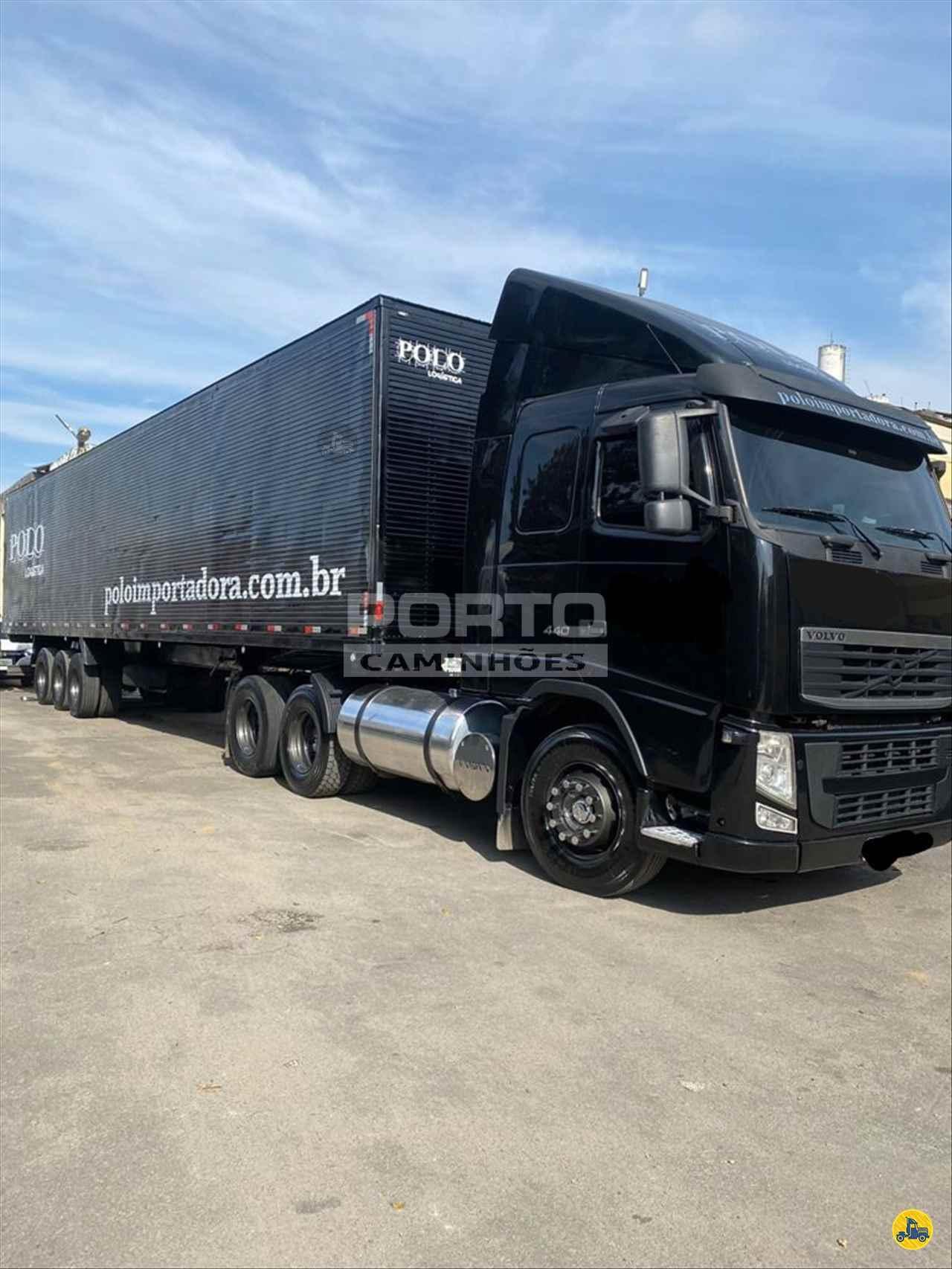 CAMINHAO VOLVO VOLVO FH 440 Cavalo Mecânico Truck 6x2 Porto Caminhões GUARULHOS SÃO PAULO SP
