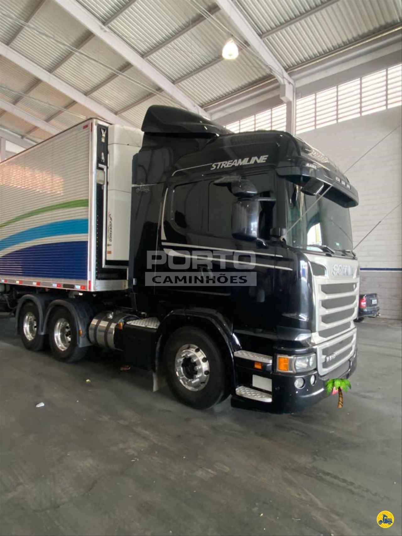 SCANIA 510 de Porto Caminhões - GUARULHOS/SP