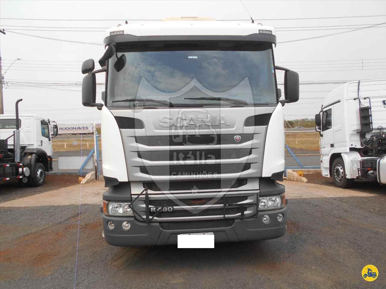 SCANIA 480 de Itália Caminhões - RIBEIRAO PRETO/SP