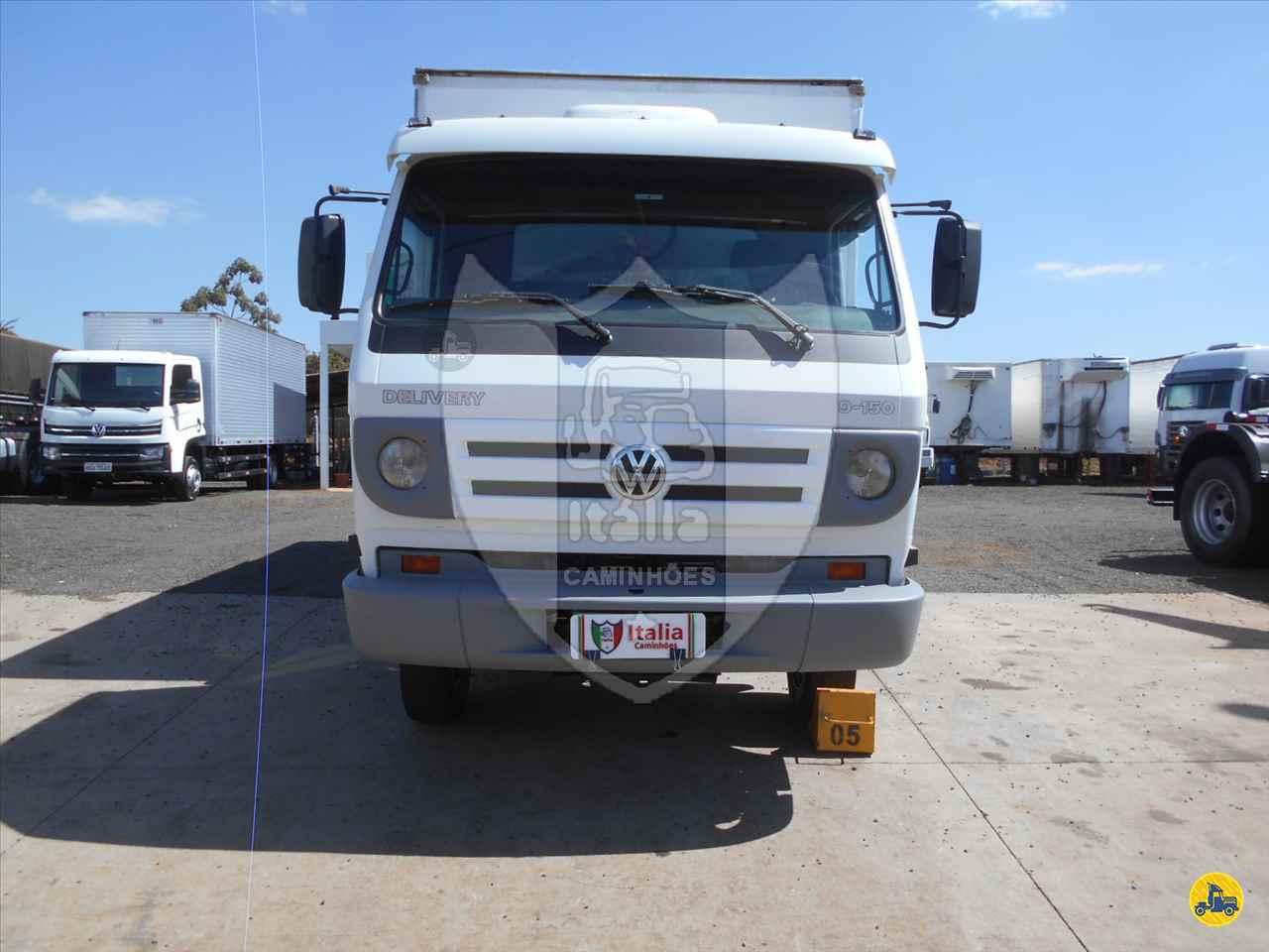 CAMINHAO VOLKSWAGEN VW 9150 Baú Furgão 3/4 4x2 Itália Caminhões RIBEIRAO PRETO SÃO PAULO SP