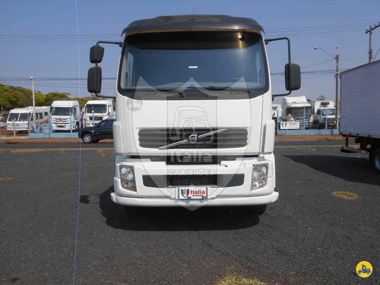CAMINHAO VOLVO VOLVO VM 260 Tanque Aço Truck 6x2 Itália Caminhões RIBEIRAO PRETO SÃO PAULO SP