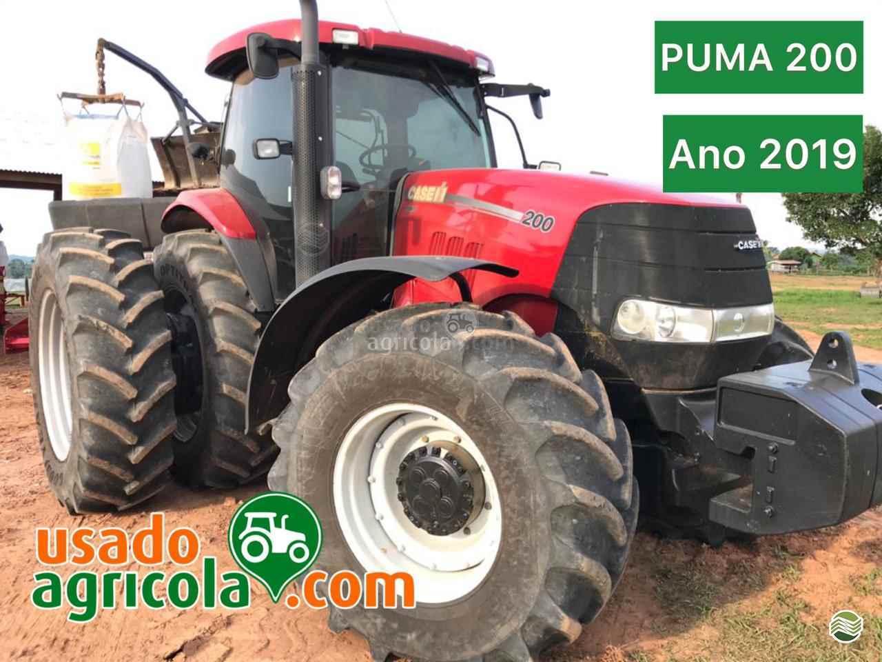 CASE PUMA 200  2019/2019 Usado Agricola