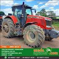 MASSEY FERGUSON MF 7722  2018/2018 Usado Agricola
