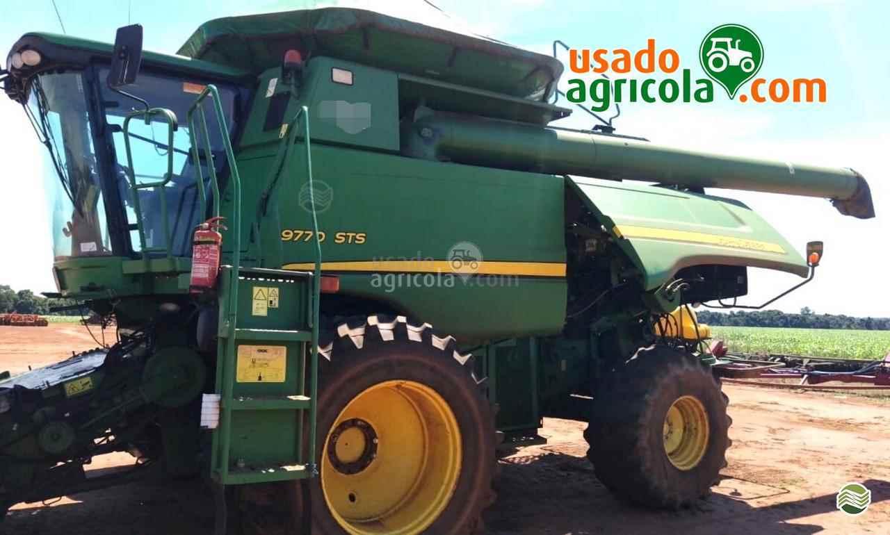 COLHEITADEIRA JOHN DEERE JOHN DEERE 9770 STS Usado Agricola LUCAS DO RIO VERDE MATO GROSSO MT