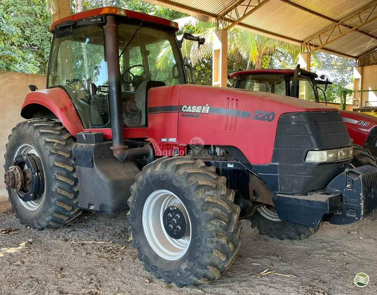 CASE MX 220 de Usado Agricola - LUCAS DO RIO VERDE/MT