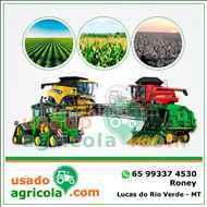JOHN DEERE JOHN DEERE 6125  2014/2014 Usado Agricola