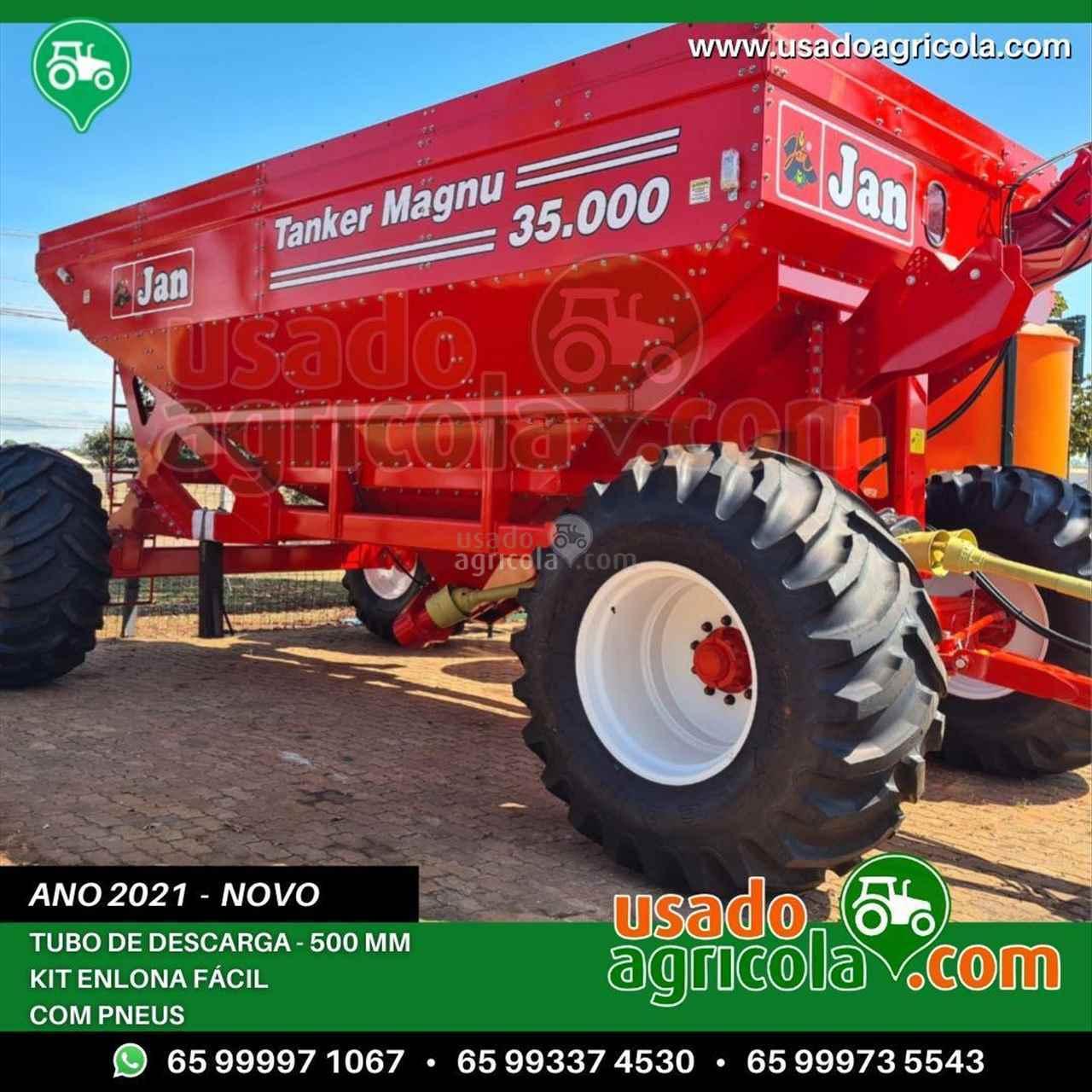 GRANELEIRA 34000 de Usado Agrícola - LUCAS DO RIO VERDE/MT